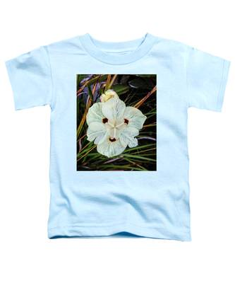 Caribbean Wildflower Toddler T-Shirt