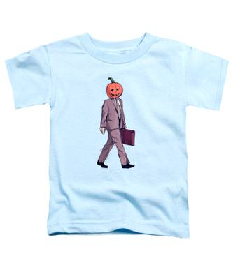 Pumpkin Toddler T-Shirts