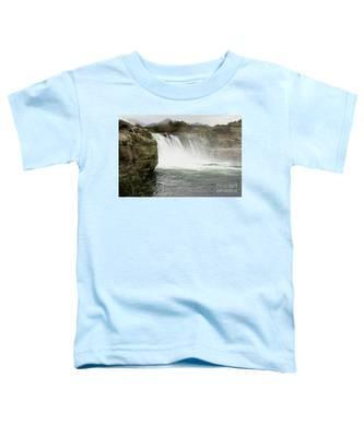 Maruia Falls Toddler T-Shirt