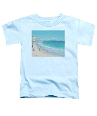 Myrtle Beach And Springmaid Pier Toddler T-Shirt