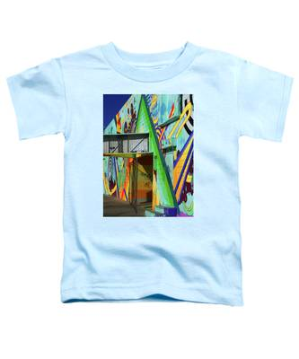 Paste Toddler T-Shirt by Skip Hunt