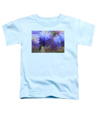 Wisteria Colours Toddler T-Shirt