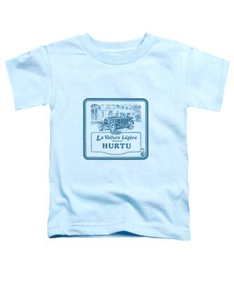 Collectible Art Toddler T-Shirts
