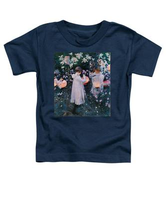Carnation Lily Lily Rose Toddler T-Shirt