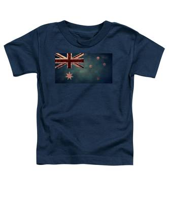 Australian Flag I Toddler T-Shirt