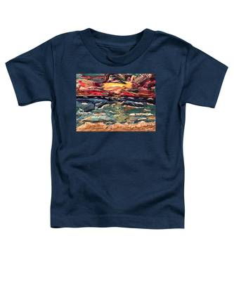 Capricious Sea Toddler T-Shirt