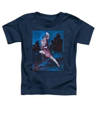 Dance The Night Away Toddler T-Shirt