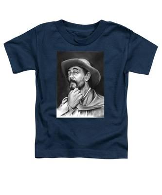 Deputy Festus Haggen Toddler T-Shirt