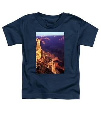 Grand Canyon Sunrise Toddler T-Shirt