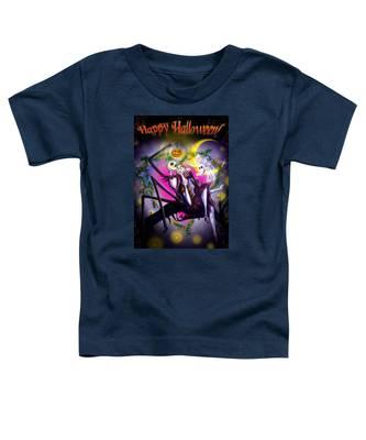 Happy Halloween II Toddler T-Shirt