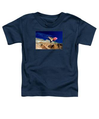 Keep The Faith Toddler T-Shirt