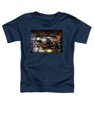 Little Mouse And The Moon Toddler T-Shirt