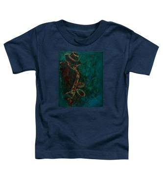 Lonely Jazz Toddler T-Shirt