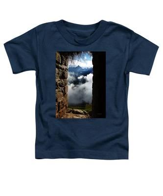 Machu Picchu Peru 4 Toddler T-Shirt