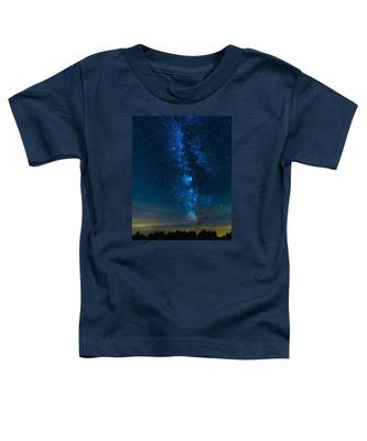 Milky Way Cherry Springs Toddler T-Shirt