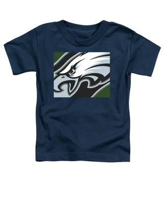 Philadelphia Eagles Football Toddler T-Shirt