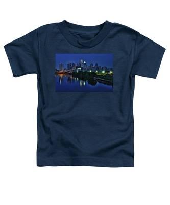 Philly Skyline Toddler T-Shirt