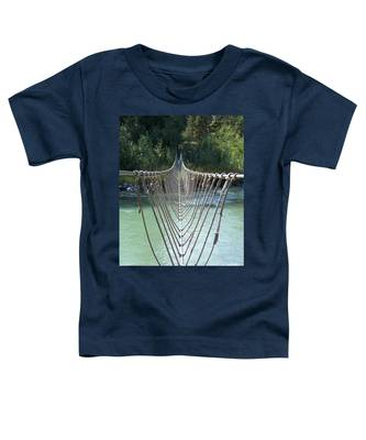 Rope Foot Bridge Toddler T-Shirt