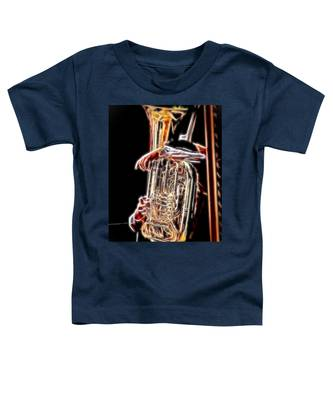 Tuba Player Toddler T-Shirt