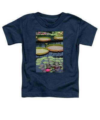 Waterlilies And Platters 2 Toddler T-Shirt
