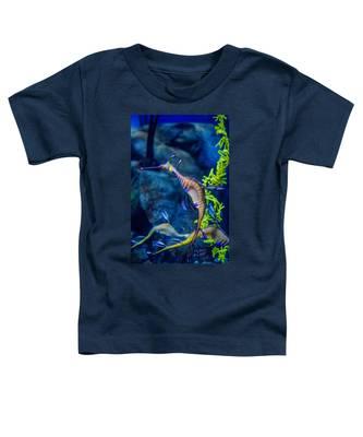 Weedy Seadragon Toddler T-Shirt