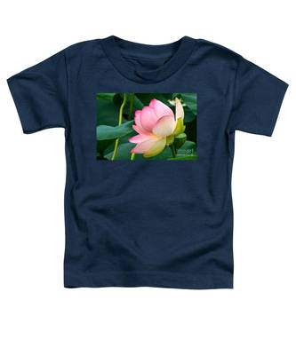 A Gentle Unravelling Toddler T-Shirt