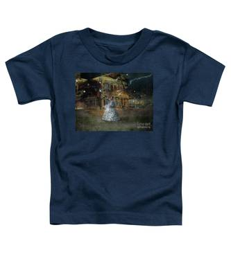 A Haunted Story In Dahlonega Toddler T-Shirt