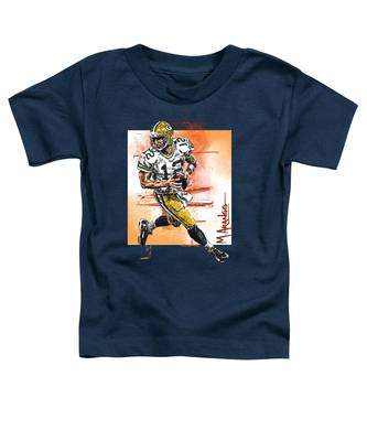 Aaron Rodgers Toddler T-Shirts