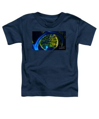 Ball Of Color Toddler T-Shirt