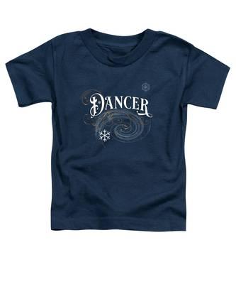 Dancer Toddler T-Shirt