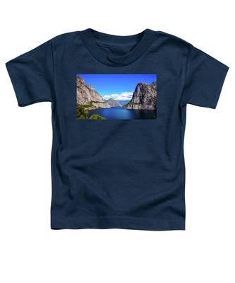 Hetch Hetchy Reservoir Yosemite Toddler T-Shirt