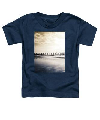 Pier On Duotone Toddler T-Shirt