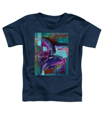 Rhapsody In Raspberry Toddler T-Shirt