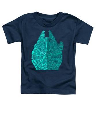 Bird Of Prey Toddler T-Shirts