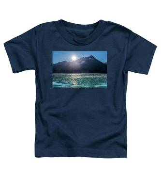 Sunshine And Ice Toddler T-Shirt