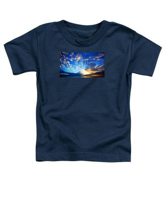 Sunrise Freedom Toddler T-Shirt