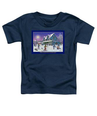The Morning After At Campton New Hampshire Toddler T-Shirt