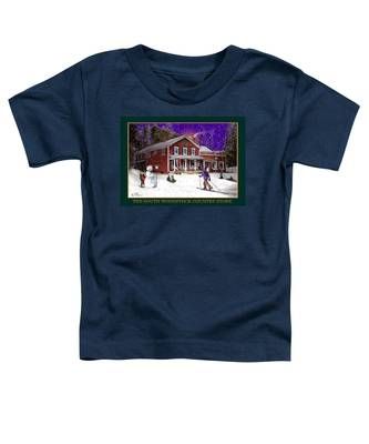 The South Woodstock Country Store Toddler T-Shirt