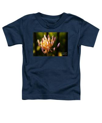 Waiting To Blossom Into Beauty Toddler T-Shirt
