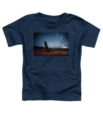 Gower Helvetia At Night  Toddler T-Shirt