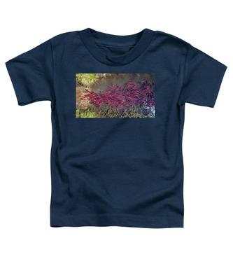 Spawning Kokanee Salmon Toddler T-Shirt