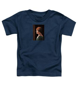 The Pearl Necklace Toddler T-Shirt