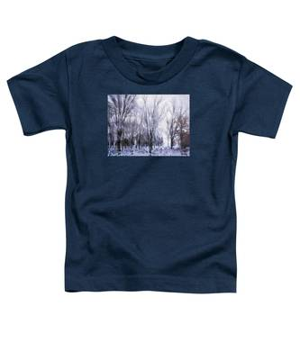Winter Lace Toddler T-Shirt