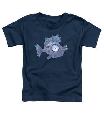 Water Toddler T-Shirts