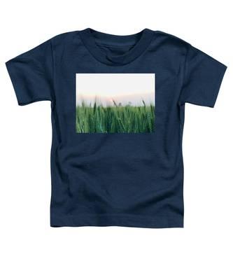 Beautiful Sunset Toddler T-Shirts