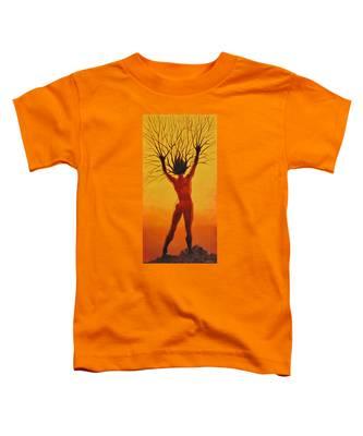 Dryad Toddler T-Shirt