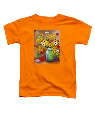 Flowers - Still Life Toddler T-Shirt