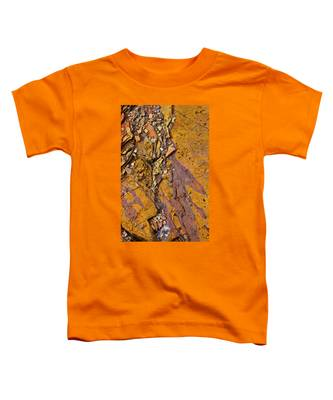 Toddler T-Shirt featuring the photograph Hard Candy by Skip Hunt