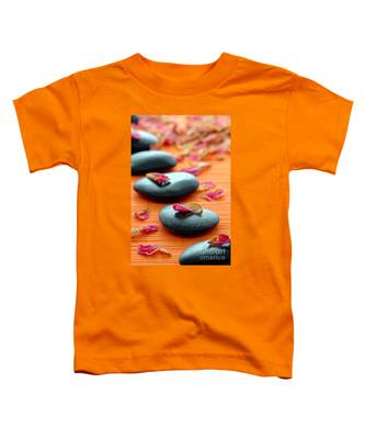 Meditation Zen Path Toddler T-Shirt