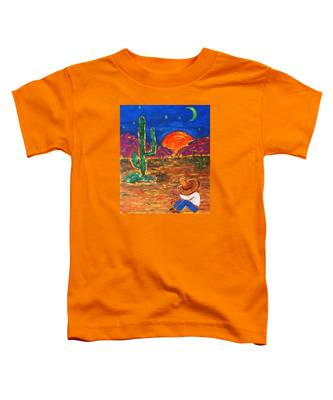 Mexico Impression IIi Toddler T-Shirt